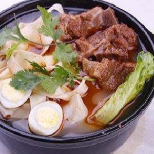 砂锅烩面,面条,中国面食