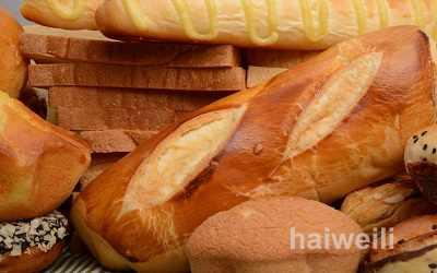 无铝双效泡打粉,面包蛋糕图片